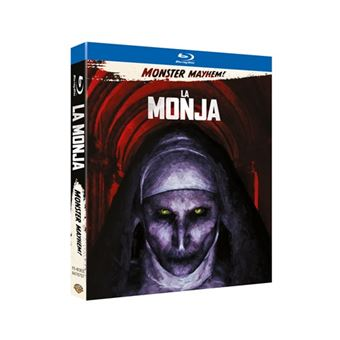 La Monja  Ed Mayhem - Blu-Ray