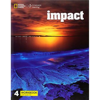 Impact 4 - Workbook + CD