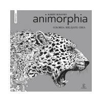 Animorphia. Colorea, relájate, crea