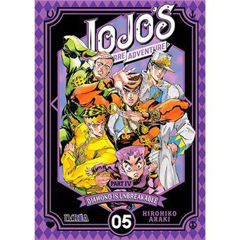 Jojo's Bizarre Adventure 4 - Diamond is Unbreakable 5