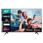 TV LED 43'' Hisense 43A7100F 4K UHD HDR Smart TV