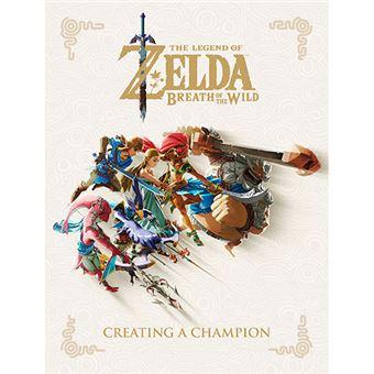 The Legend of Zelda - Breath of the Wild Creating