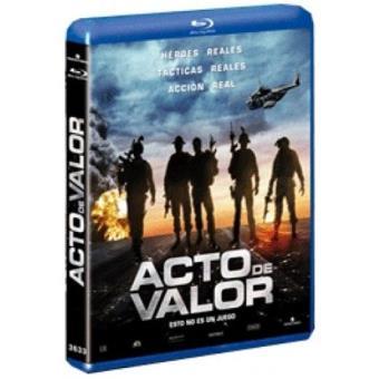 Acto de valor - Blu-Ray