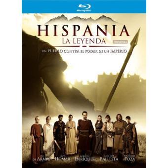 Pack Hispania, la leyenda - 1ª Temporada - Blu-Ray