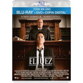 El Juez - Blu-Ray + DVD + Copia Digital