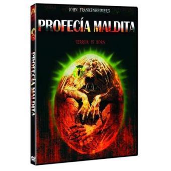 Profecía maldita - DVD