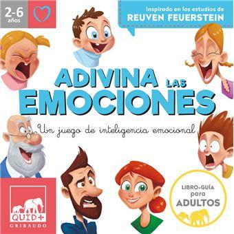 Adivina Las Emociones 5 En Libros Fnac
