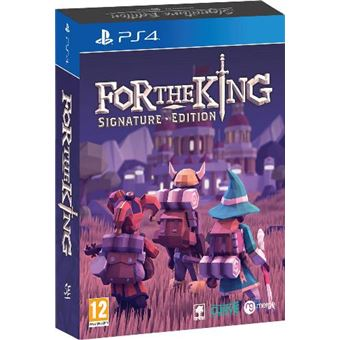 For The King - Signature Edition - PS4