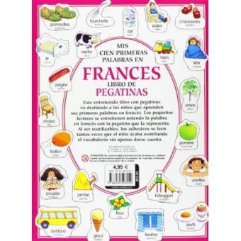 Mis 100 primeras palabras en francés