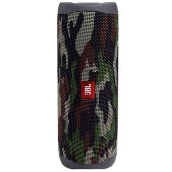 Altavoz Bluetooth JBL Flip 5 Camuflaje