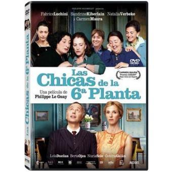 Las chicas de  la 6ª planta - DVD