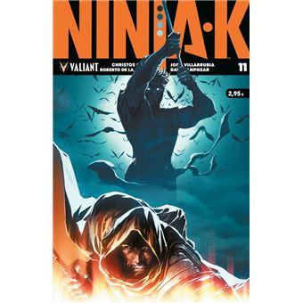 Ninja-k 11 - Grapa
