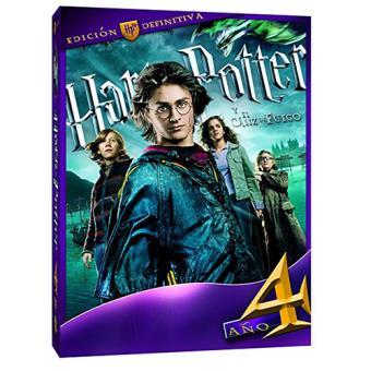 Harry Potter y el cáliz de fuego - DVD + Libreto
