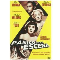 Pánico en la escena - DVD