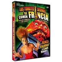 Los tomates asesinos se comen Francia - DVD
