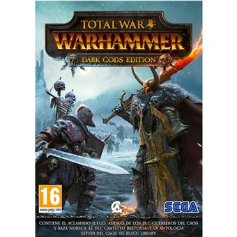 Total War Warhammer - Dark Gods Edition PC