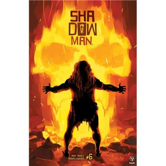 Shadowman 6 - grapa
