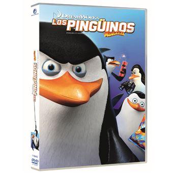 Los pingüinos de Madagascar - DVD