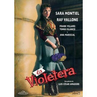 La violetera - DVD