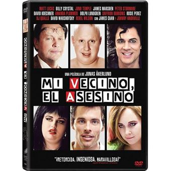 Mi vecino el asesino - DVD