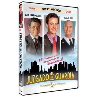 Juzgado de Guardia Vol. 1 - DVD