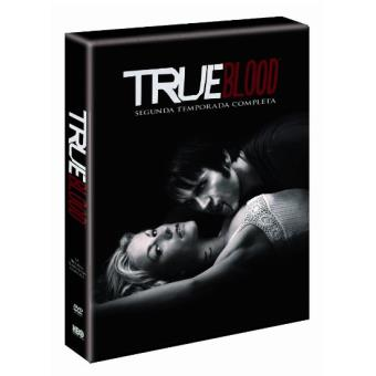 True Blood  Temporada 2 - DVD