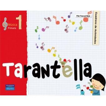 Tarantella 1 pack cuaderno actividades