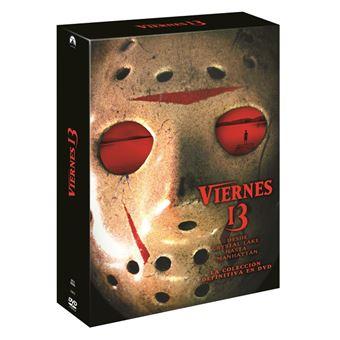 Pack Viernes 13 8 Películas - DVD