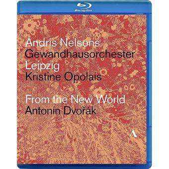 Dvorak - From the New World - Blu-Ray