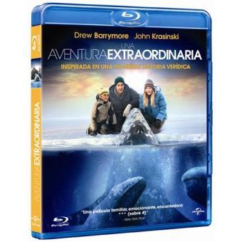 Una aventura extraordinaria - Blu-Ray
