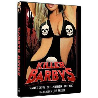 Killer Barbys - DVD