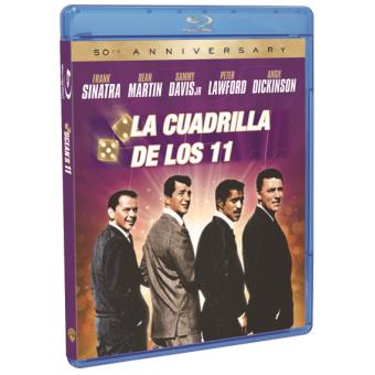 La cuadrilla de los 11 - Blu-Ray