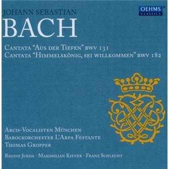 Cantatas bwv131 & 182