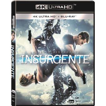 La Serie Divergente: Insurgente - UHD + Blu-Ray
