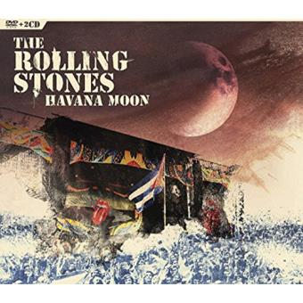 Havana Moon (2 CD + DVD)