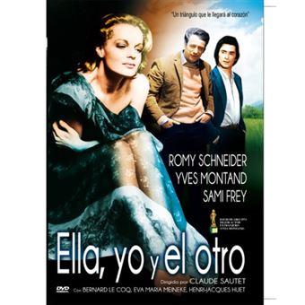 Ella, yo y el otro - DVD