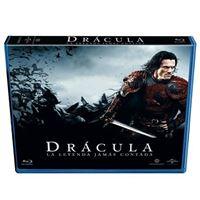 Drácula: La leyenda jamás contada - Blu-Ray Ed Horizontal