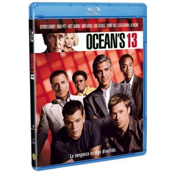 Ocean's Thirteen - Blu-Ray