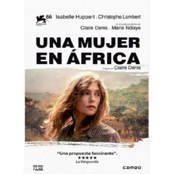 Una mujer en África - DVD