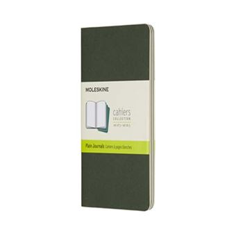 Cahier Journals Moleskine Bolsillo Liso Verde Mirto