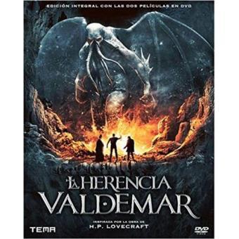 Pack La herencia Valdemar 1 y 2 - DVD