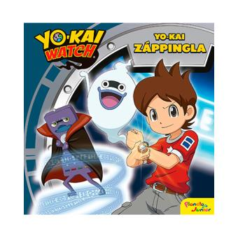 Yo-Kai Watch - Yo-Kai Záppingla