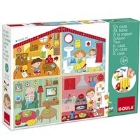 Goula  Puzzle casa