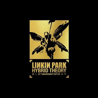 Box Set Super Deluxe Hybrid Theory 20th Anniversary - 5 CDs + 3 DVDs + 3 Vinilos