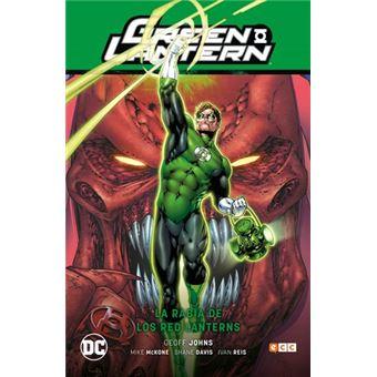 Green Lantern vol. 7: La rabia de los Red lantern (GL Saga - La noche más oscura  Parte 2)