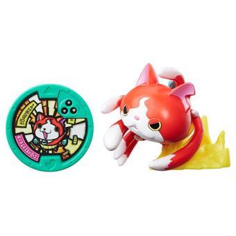 Figura con medalla Yo-Kai Watch Jibanyan