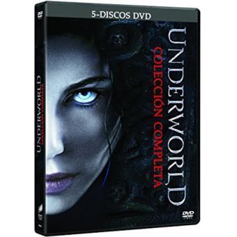 Pack Underworld - DVD