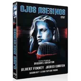 Ojos asesinos - DVD