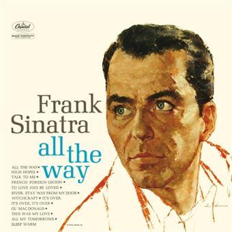 All the Way (Edición vinilo)