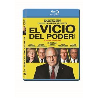 El vicio del poder - Blu-Ray